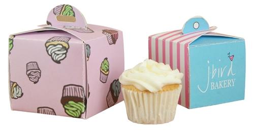 Krabička na dortík