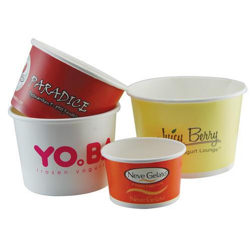 Kelímky na zmrzlinu