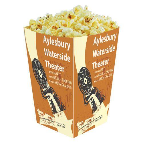 krabička na popcorn