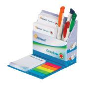 Papírový stojánek na tužky s Post it