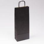 Papírová taška na víno nebo obal
