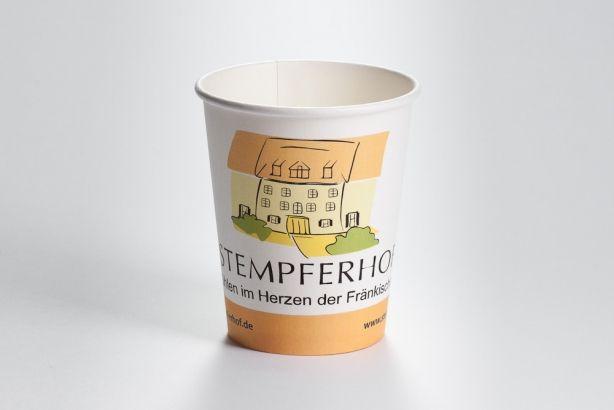 Papírové kelímky COLD CUPS -12 oz (~350 ml)