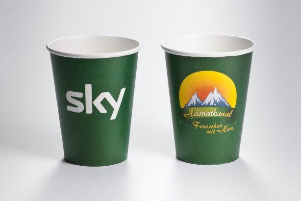 Papírové kelímky COLD CUPS - 16 oz (~450 ml)