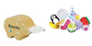 3D boxy s kapesníky