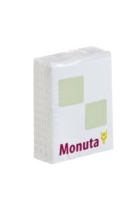 Mini -Papírové kapesníky v balíčku