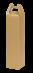 Skládací papírové obaly na lahve s možností potisku