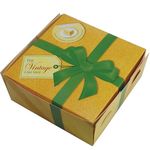 cake box malý