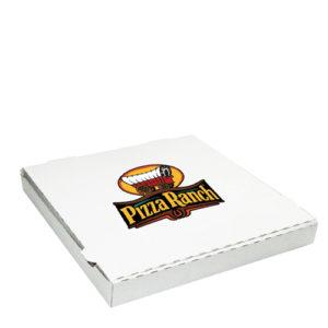 Reklamní krabice na pizzu s možností vlastního potisku