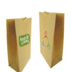 Papírové sáčky na jídlo