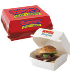 Krabičky na hamburger