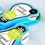 iNDIbox 3D s papírovými kapesníčky