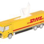 Hygienické kapesníčky v boxu - kamion