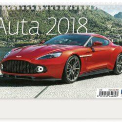 kalendáře auta
