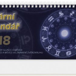kalendáře novinky