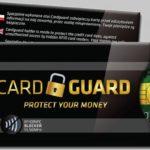 bezpečnostní pouzdro na platební kartup