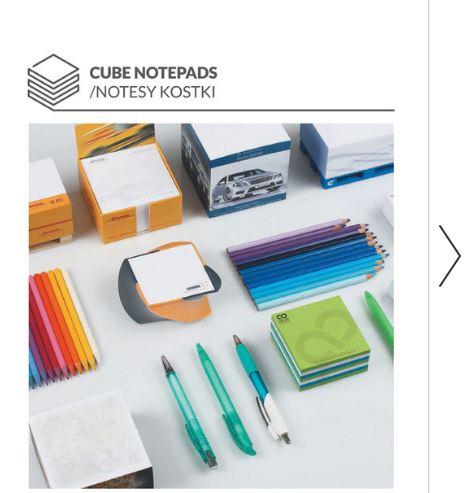 Katalog bloky kostka