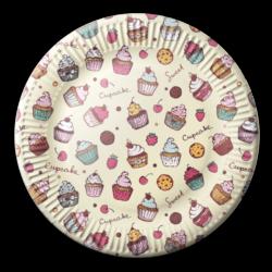 Papírové tácky a talíře