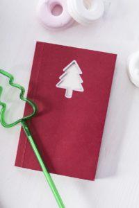 Vánoční poznámkový blok