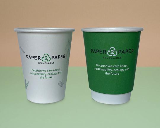 Papírový kelímek Paper2Paper